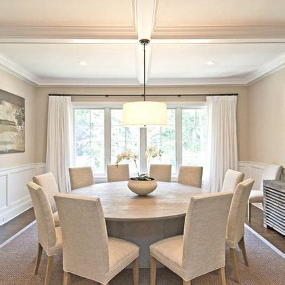 Round White Dining Room Table by Best 25 Round Dining Tables Ideas On Pinterest Round
