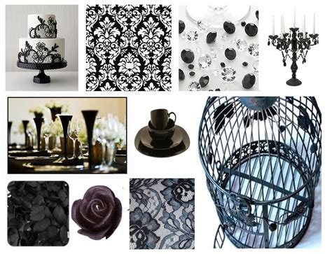 themes for black tie gala black tie party ideas