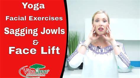 facial exercises to lift sagging jowls hair length sagging jowl photo short hairstyle 2013