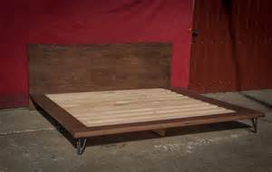 Platform Bed King Frame Platform Bed Frame King Size Bed Solid Wood Bed Frame Live
