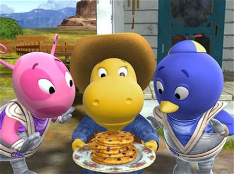 Backyardigans We What We Want We Ll Work For Pancakes The Backyardigans Wiki Fandom