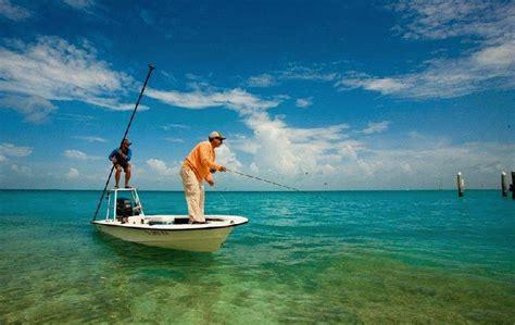 flat boat fishing key west key west flats fishing charter guide info backcountry
