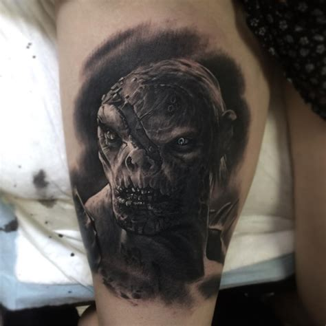 hobbit tattoo hobbit orc best ideas gallery