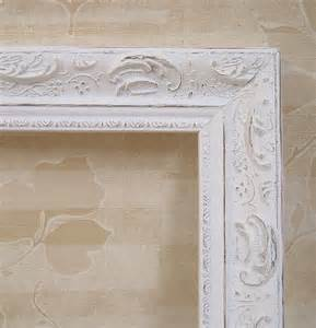 shabby chic white photo frames shabby chic frames picture frames white by