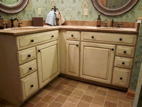 antique cream kitchen cabinets dixon specialty finishes llc louisville faux hand