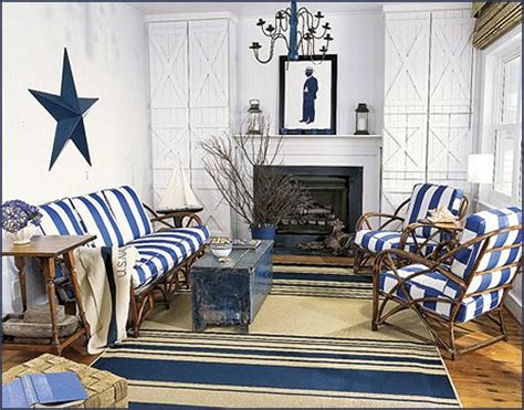 Nautical Themed Living Room Furniture | decorating theme bedrooms maries manor nautical bedroom