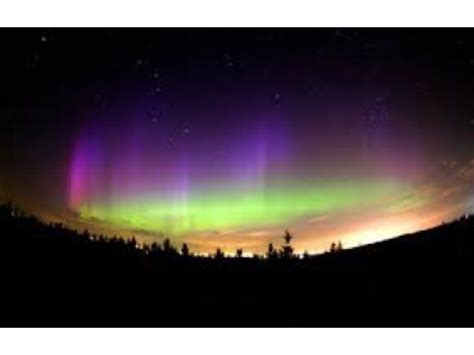 Northern Lights Salem glimpse of northern lights may be visible friday
