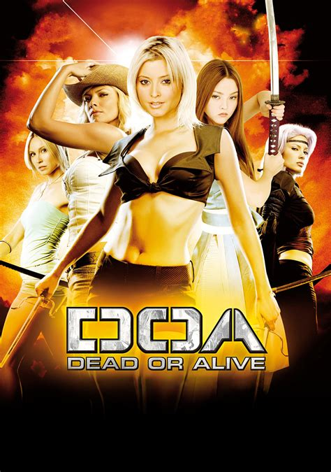 film or movie doa dead or alive movie fanart fanart tv