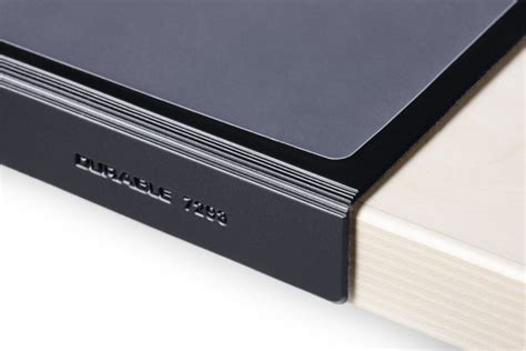 Desk Edge Guard by Desk Mat With Edge Protector Durable