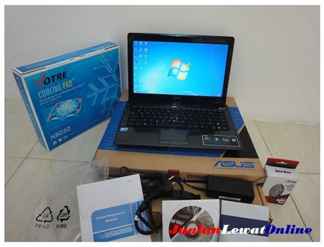 Laptop Asus I3 Di Jogja notebook bekas asus a42f i3 350m yogyakarta tabletvenera