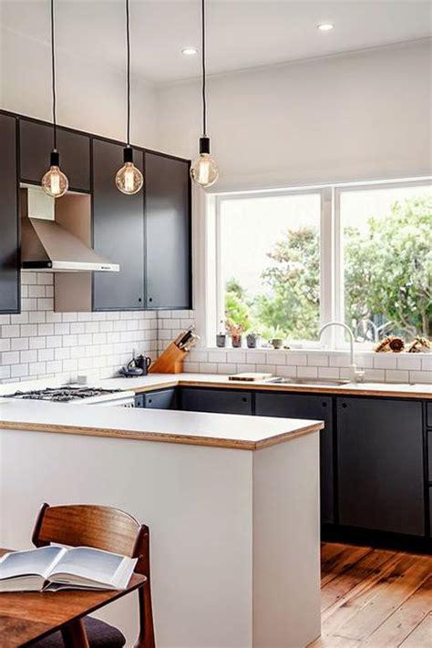 cocinas negras elegantes clasicas modernas grandes