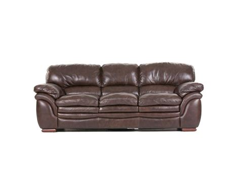 Futura Leather Sofas Futura Leather Sofas Futura Leather Futura Leather Traditional Leather Sofa With Nailhead Trim