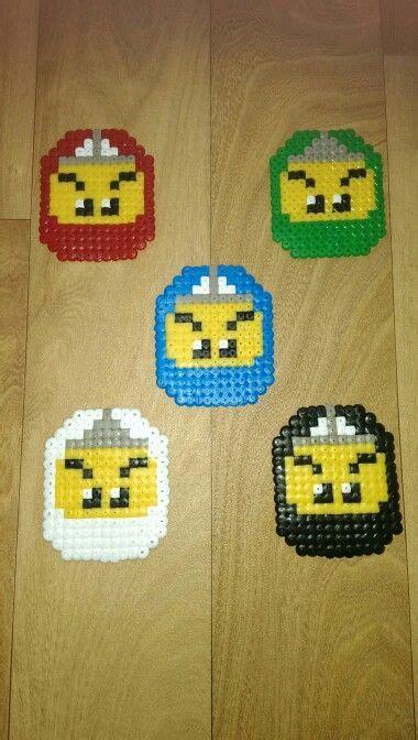 ninjago pattern hama bead lego ninjago libbyduce kinder kinder