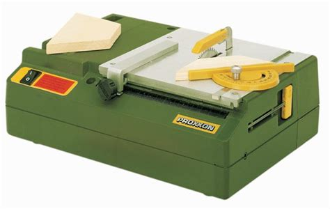 Proxxon Table Saw by Micro Table Saw I3micro Workshop