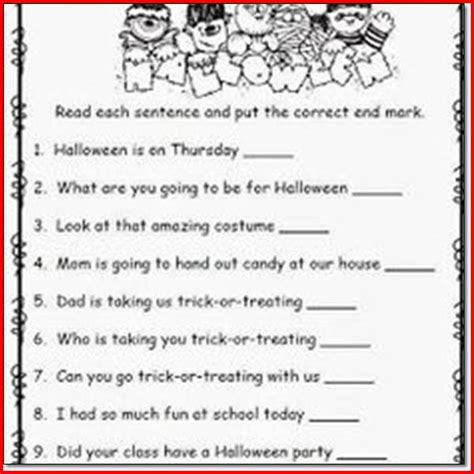 printable lesson plans for 2nd grade all worksheets 187 halloween worksheets for kids printable