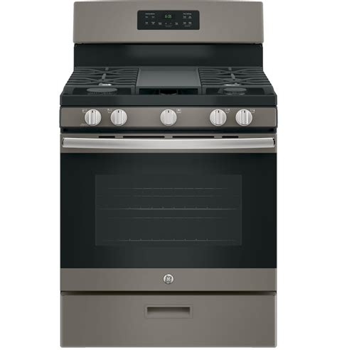 ge kitchen appliances reviews ge appliances jgbs66eekes 30 quot freestanding gas range slate