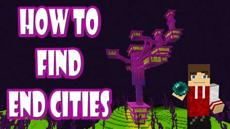 How To Search By City How To Find End Cities In Minecraft