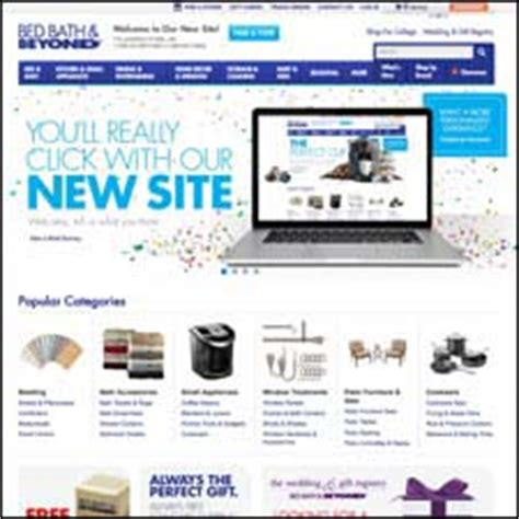 bed bath beyond website news home furnishings news