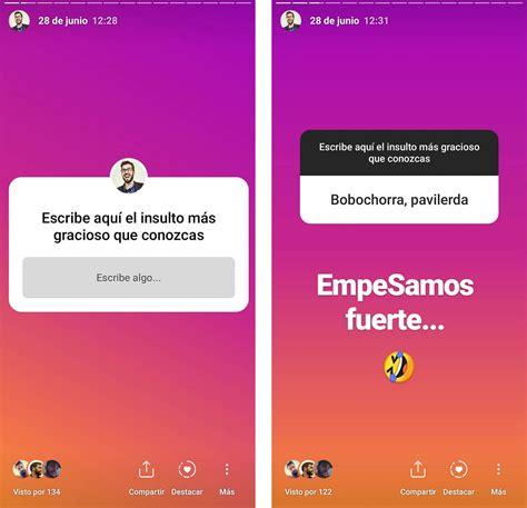 los mejores juegos para usar los stickers de preguntas de - Hazme Preguntas Instagram