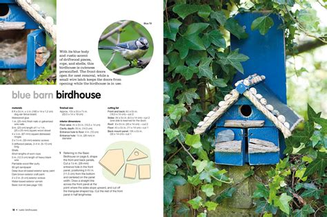 Handmade Birdhouses And Feeders - handmade birdhouses and feeders book by michele mckee