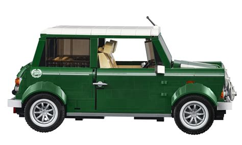 lego mini cooper porsche bouw nu je eigen klassieke mini cooper lego autoblog nl