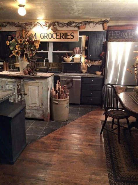 Katie Lopez Kitchen Ideas Pinterest Primitives Primitive Kitchen Designs