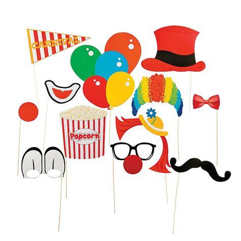 Props Decoration by Carnival Photo Stick Props Program