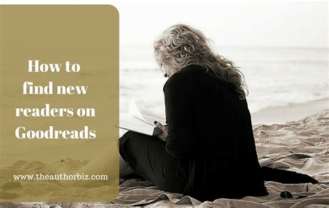 How To Search For On Goodreads How To Use Goodreads To Find More Readers