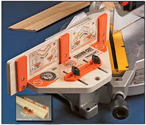 Crown Molding Jig Finds Crown Molding Cutting Jig Toolmonger