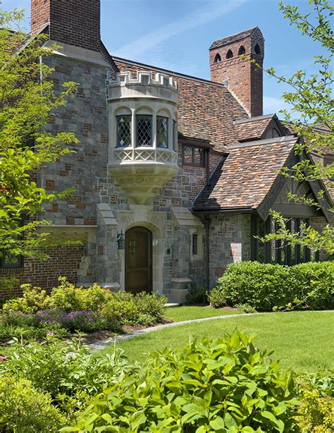 tudor revival tudor revival house merrimack design architects pllc