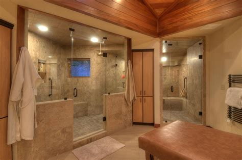bathroom remodel ideas walk in shower walk in shower remodel ideas modern shower features bold