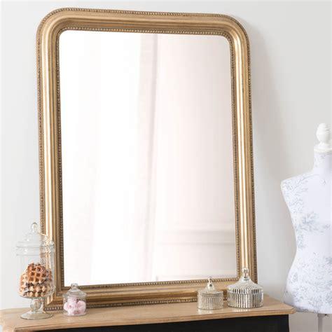 miroir c 233 leste or 120x90 maisons du monde
