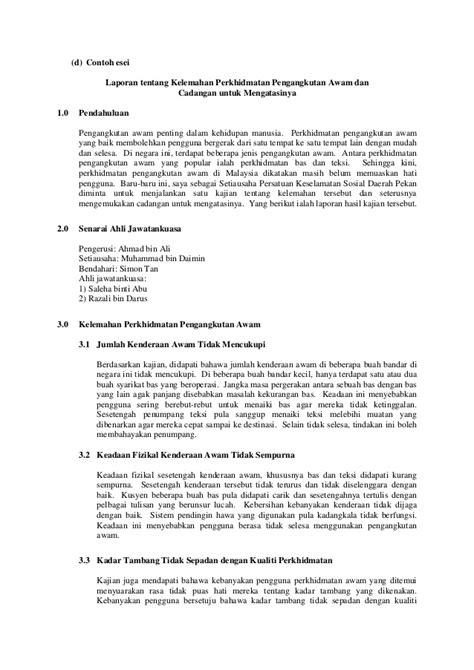 contoh kerja kursus pengajian am 2016 tentang prasarana manual kerja kursus stpm sejarah 2016 format esei kerja