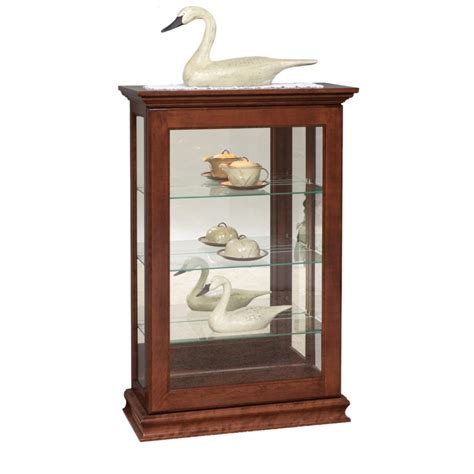 small curio cabinets with glass doors small sliding door picture frame curio country