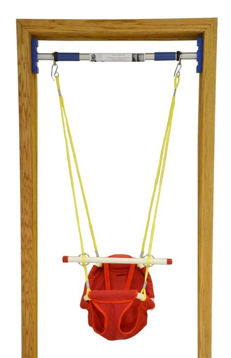 indoor swing support bar rainy day indoor infant toddler swing