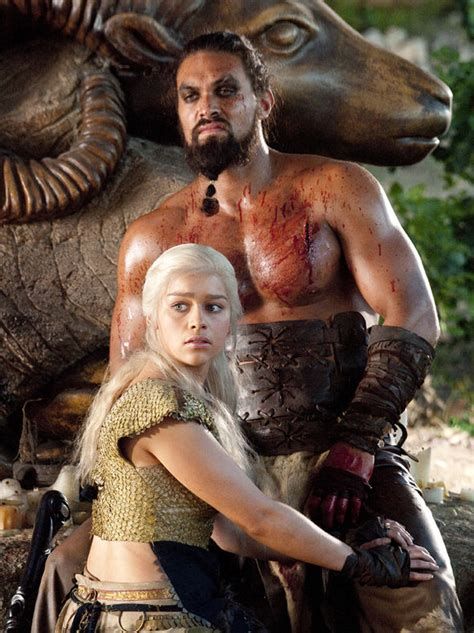 imagenes hot de game of thrones game of thrones season 7 khal drogo could be making a