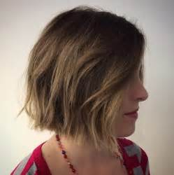 choppy razored hairstyles razored ends bob long hairstyles