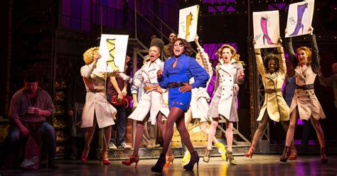 boots nyc theater boots with wayne brady as a cross dresser you