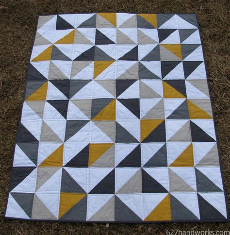 627handworks triangle quilt