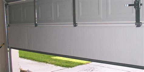 3 troubleshooting tips for your broken garage door