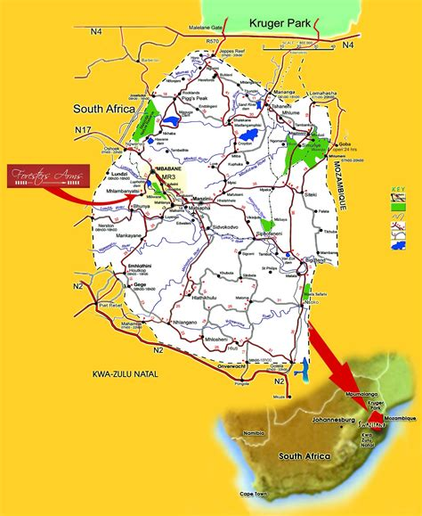 swaziland map swaziland map swaziland visa requirements