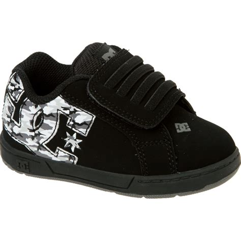 baby dc shoes dc court graffik v2 skate shoe toddlers backcountry
