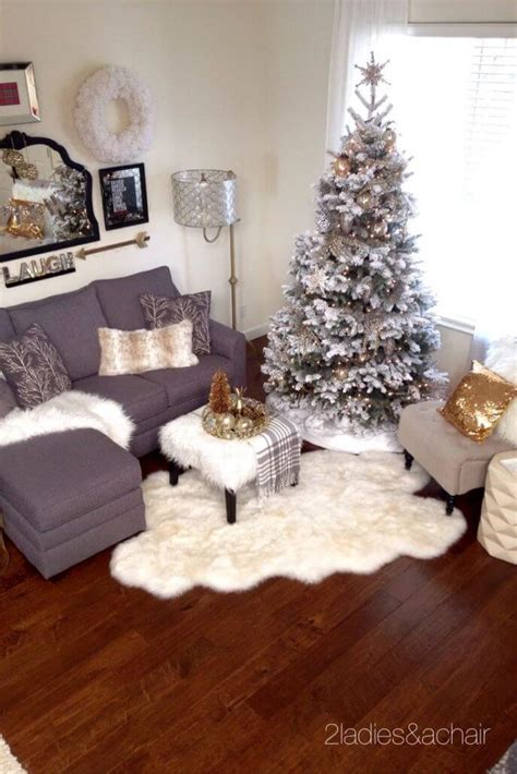 christmas decorations for a small apartment 32 best living room decor ideas and designs for 2018