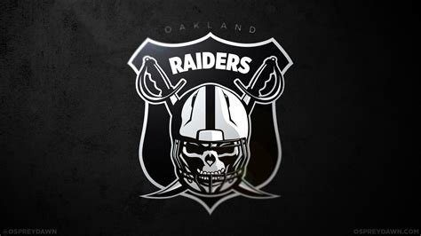 raiders images oakland raiders wallpapers wallpaper cave