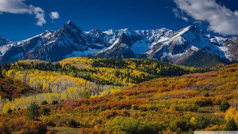 colorado mountain mountain landscape in aspen colorado wallpaper 1920x1080 wallpoper 447853