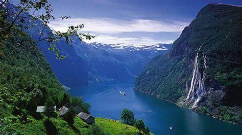fjord zweden fjords of sweden
