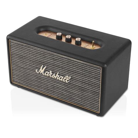 Speaker Marshall marshall stanmore review soundvisionreview