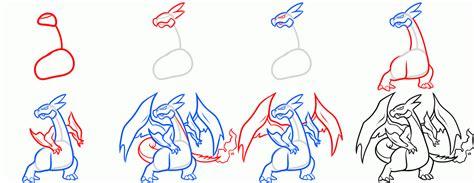 Charizard Y Drawing by Mega Charizard Drawing