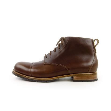 Mens Handmade Boots - cord shoes and boots handmade in atlanta usa