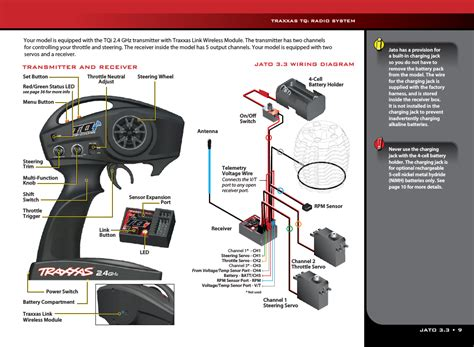 traxxas slash diagram traxxas 55077 1 user manual page 9 44